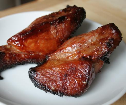 pork char siu also a rack of char siu pork char siu ribs if you prefer ...