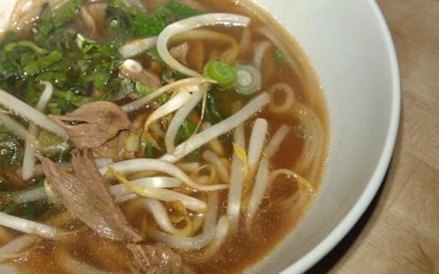 Thai Beef Noodle Soup Recipe — Dishmaps