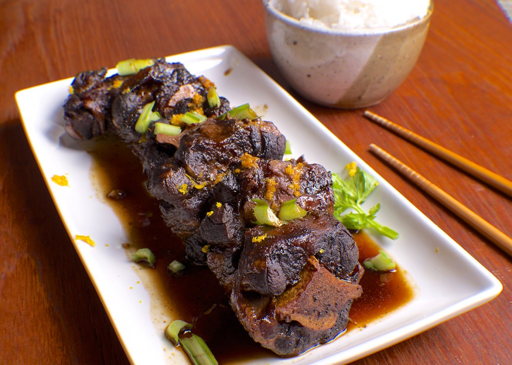 Chinese Braised Oxtail A Dinner Party Favorite I Make This For Guests Generally Since I Dont Usually Saddle Up And Indulge In Oxtail Alone