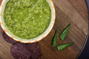 tomatillo salsa recipe