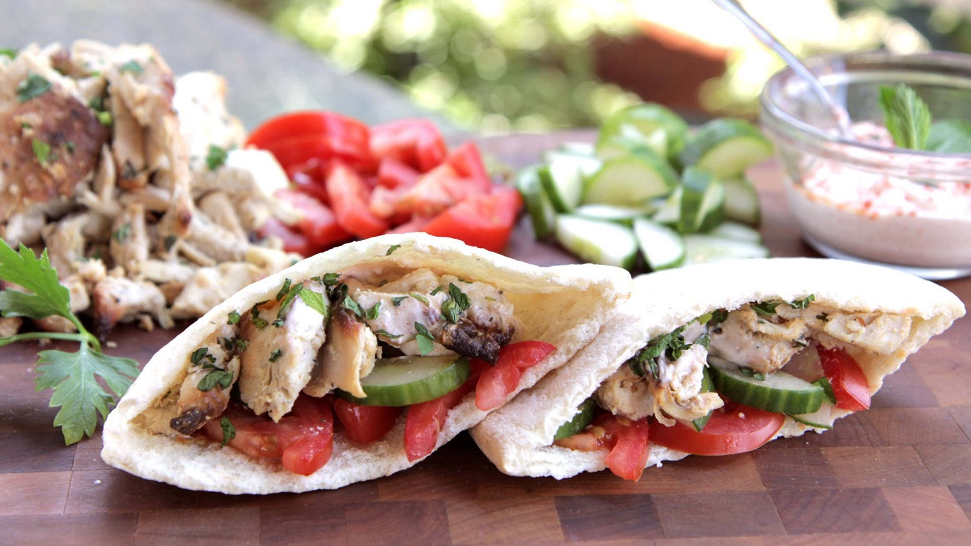 Turkish Shawarma Recipe