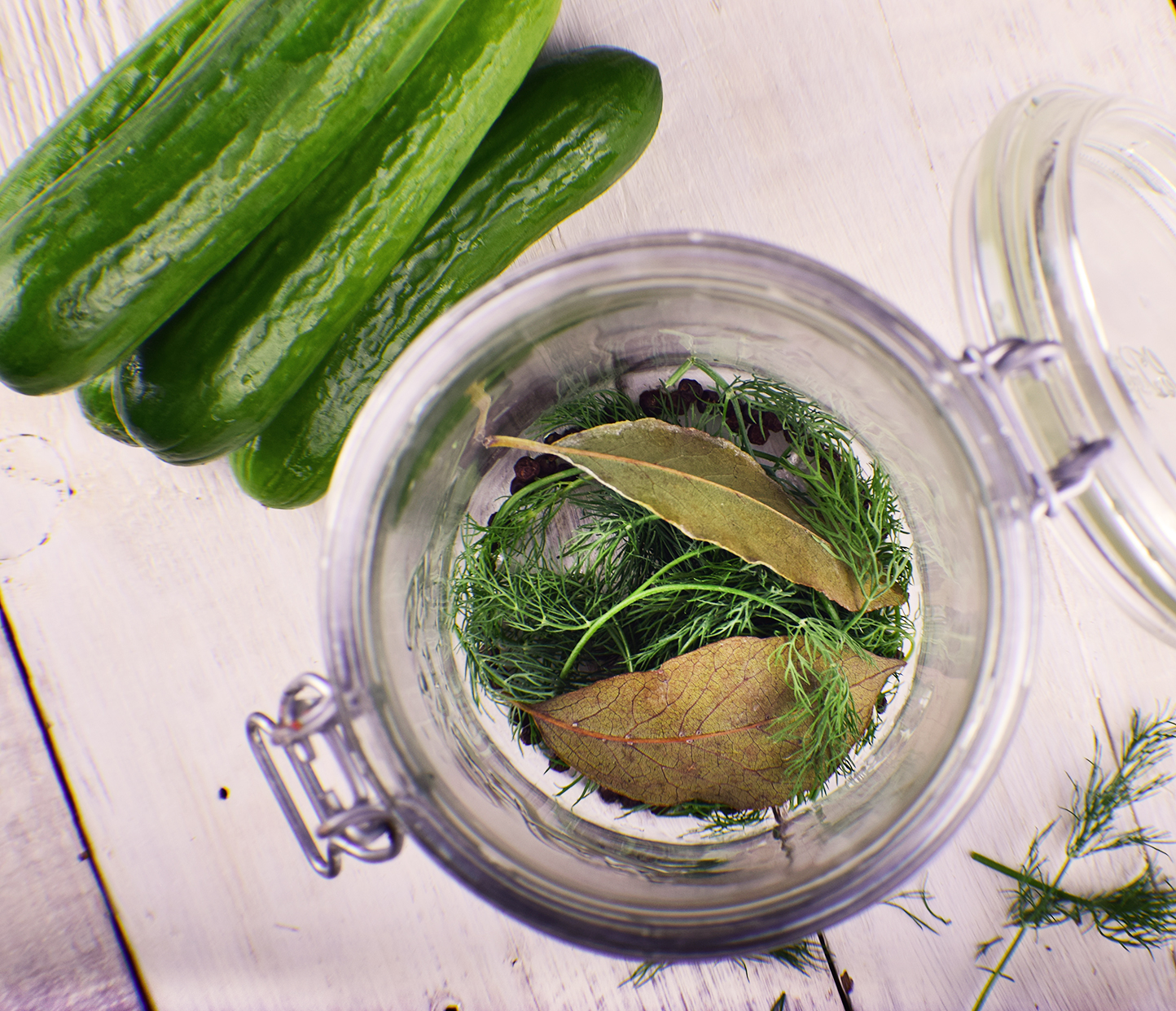 Homemade Pickle Recipe