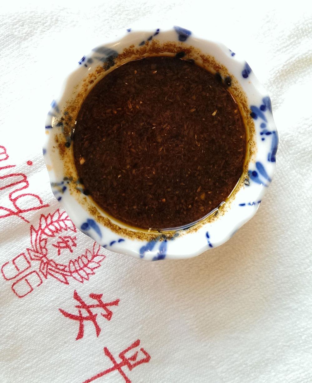 Sichuan Dipping Sauce