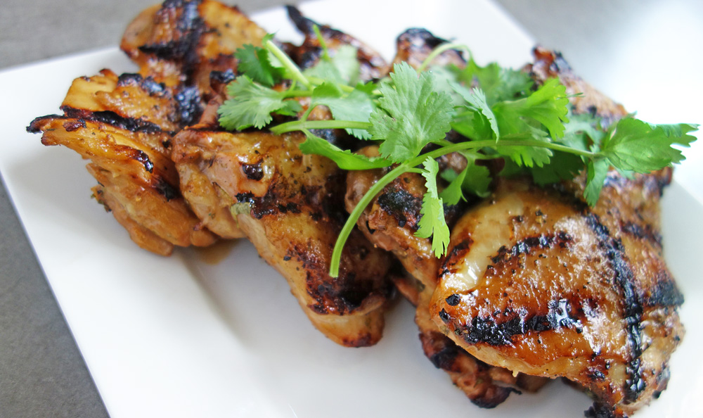 Vietnamese Roasted Chicken