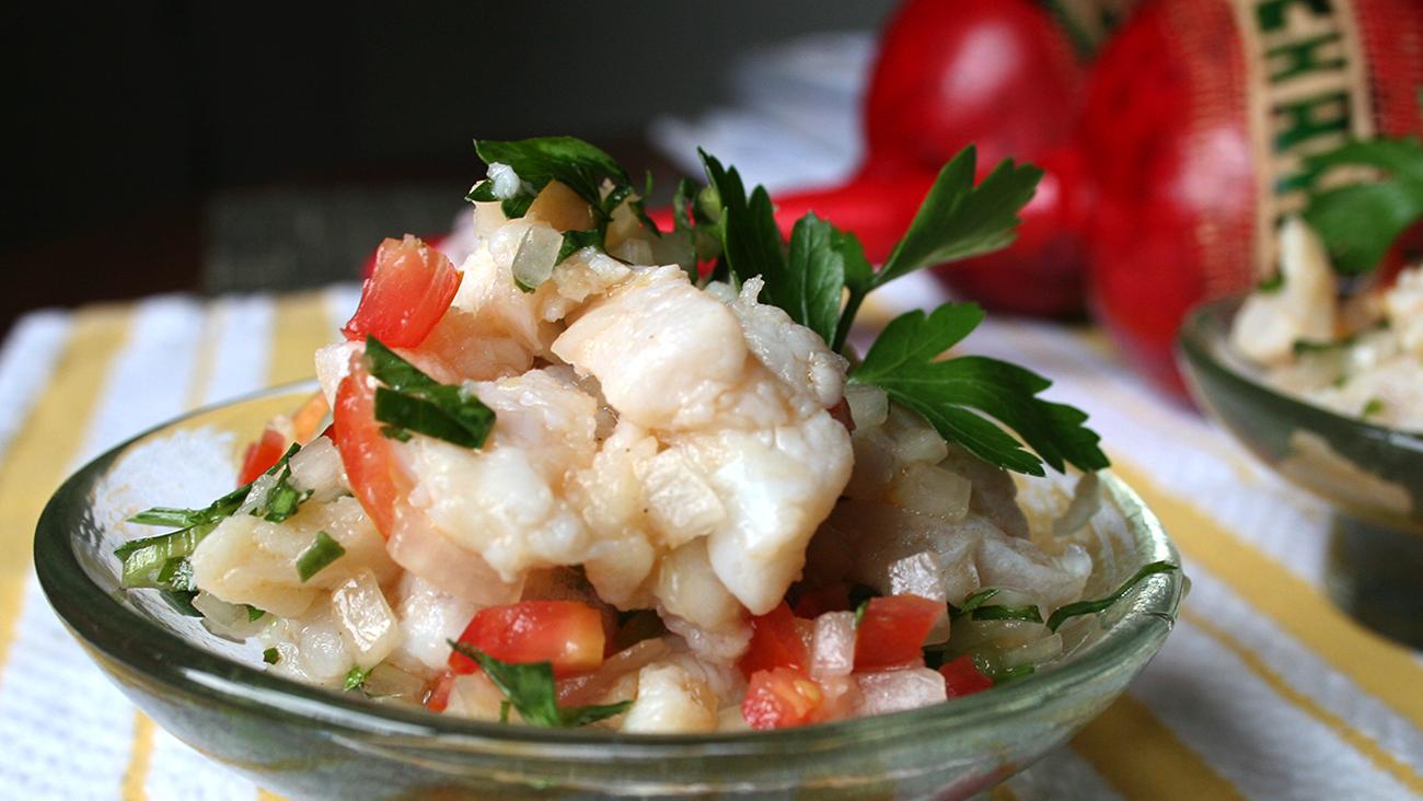 Ceviche Recipe (de Pescado)