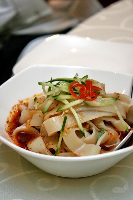 Xi'an Noodle Recipe (A.K.A. Da' Rizzle)